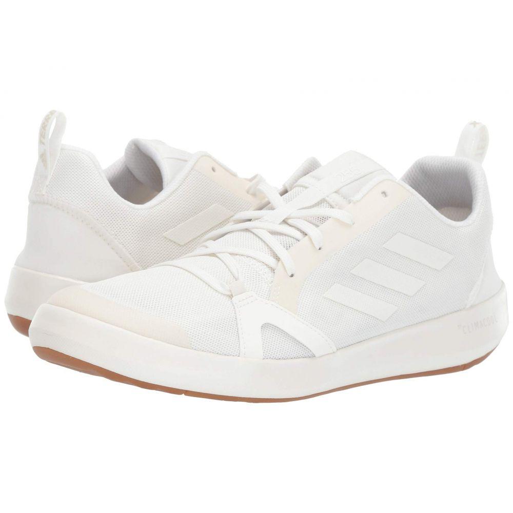 アディダス adidas Outdoor メンズ シューズ・靴 スニーカー【Terrex CC Boat】Non-Dyed/Chalk White/Grey One