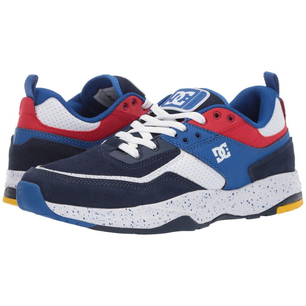ディーシー DC メンズ シューズ・靴 スニーカー【E. Tribeka】Black/Blue/Red