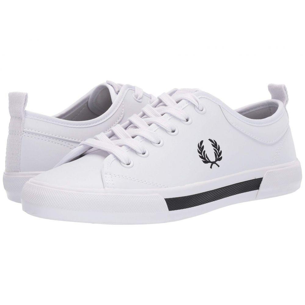 フレッドペリー Fred Perry メンズ シューズ・靴 スニーカー【Horton Leather】White/Black
