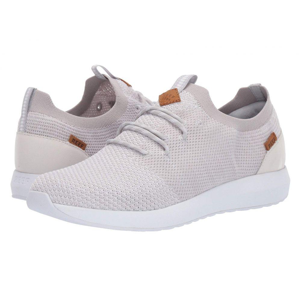 リーフ Reef メンズ シューズ・靴 スニーカー【Cruiser Knit】White/Silver