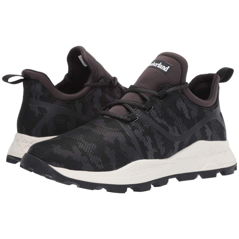 ティンバーランド Timberland メンズ シューズ・靴 スニーカー【Brooklyn Fabric Oxford Sneakers】Black Mesh Camo