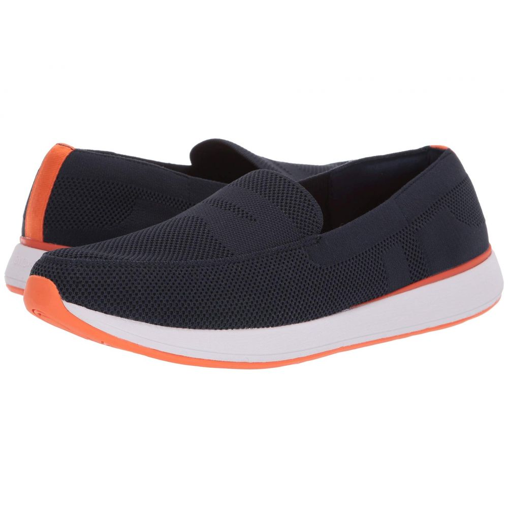 スウィムス SWIMS メンズ シューズ・靴 スニーカー【Breeze Wave Penny】Navy/Orange
