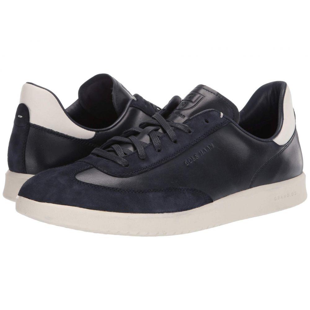 コールハーン Cole Haan メンズ シューズ・靴 スニーカー【Grandpro Turf Sneaker】Navy Ink Tumbled/Navy Ink Suede/White