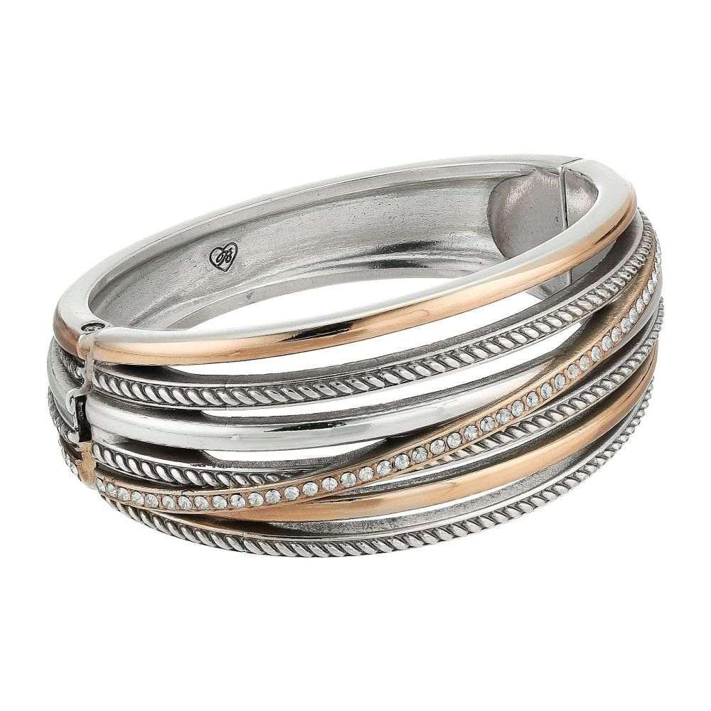 ブライトン Brighton レディース ジュエリー・アクセサリー ブレスレット【Neptune's Ring Hinged Bracelet】Gold/Silver