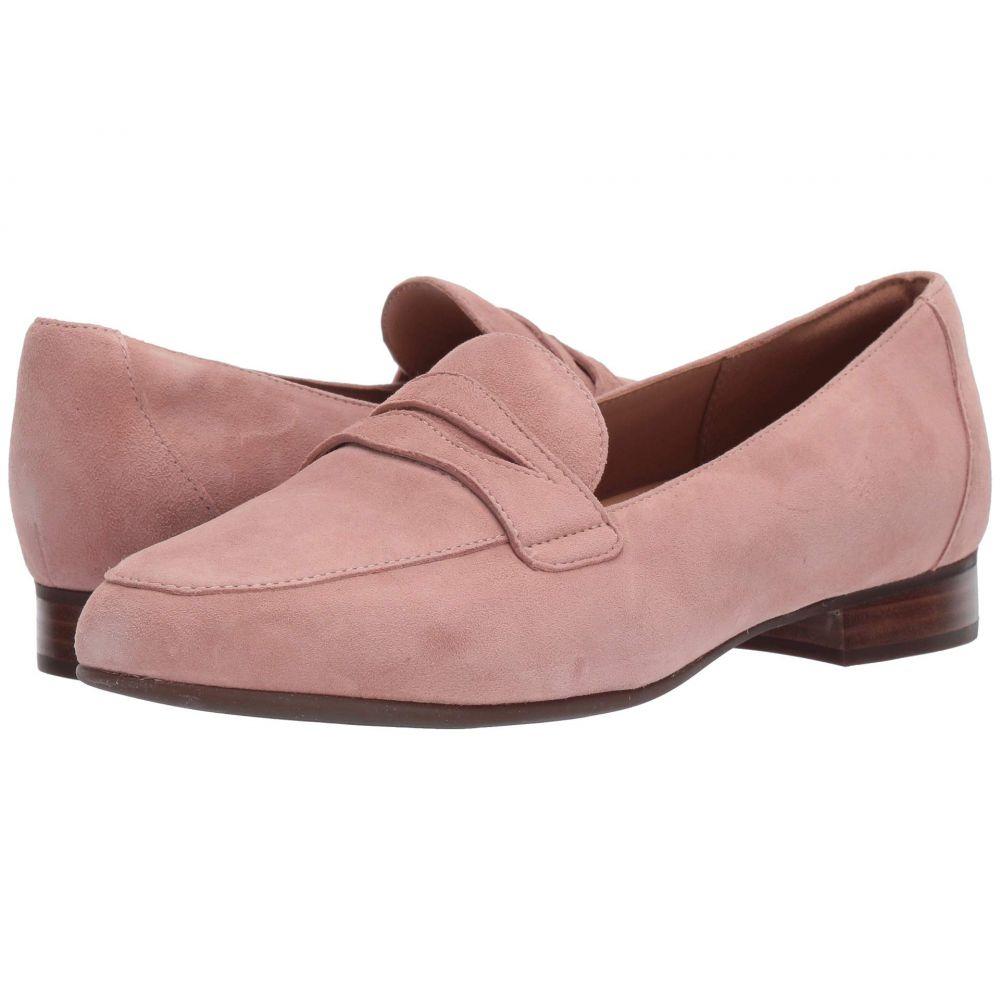 クラークス Clarks レディース シューズ・靴 ローファー・オックスフォード【Un Blush Go】Rose Suede