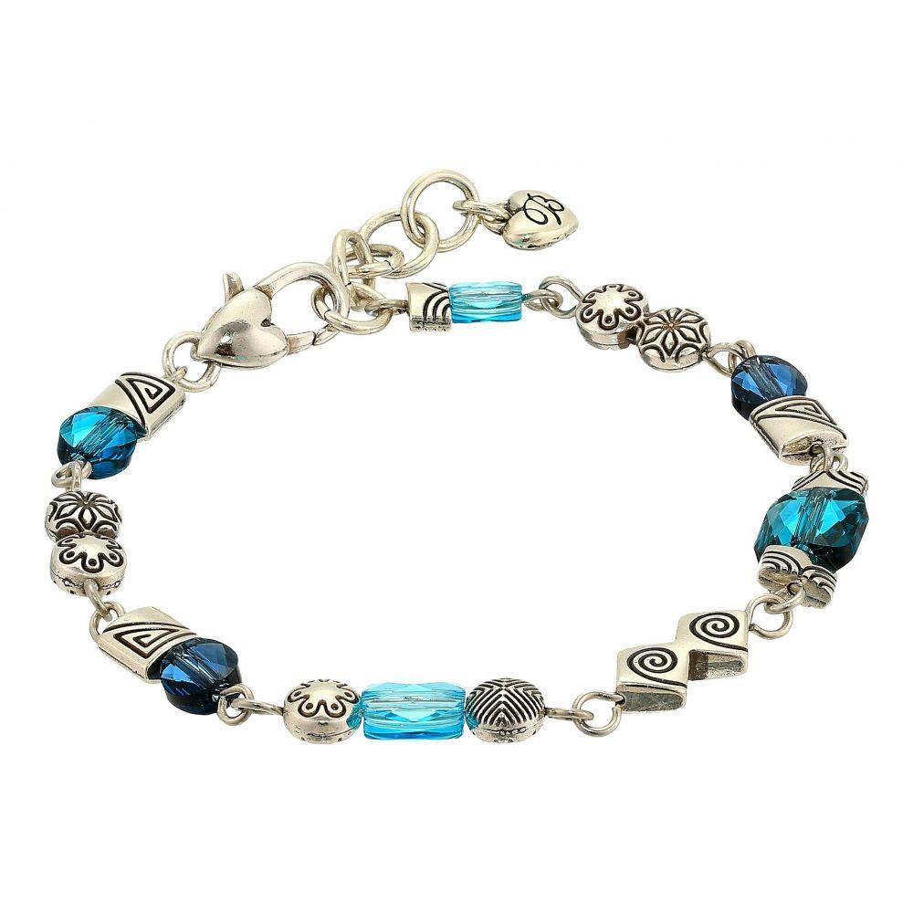 ブライトン Brighton レディース ジュエリー・アクセサリー ブレスレット【Marrakesh Bazaar Bracelet】Blue
