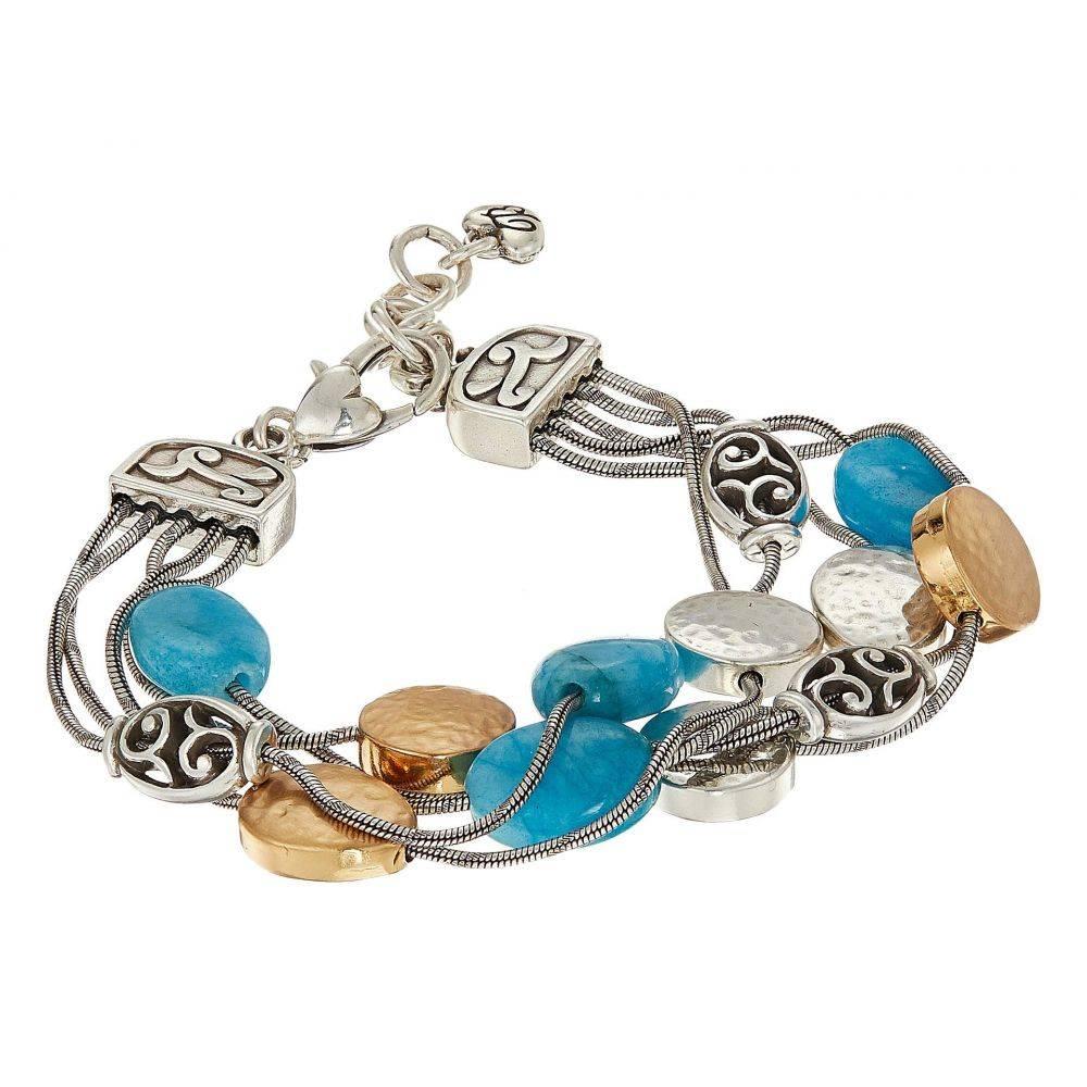 ブライトン Brighton レディース ジュエリー・アクセサリー ブレスレット【Mediterranean Bracelet】Turquoise