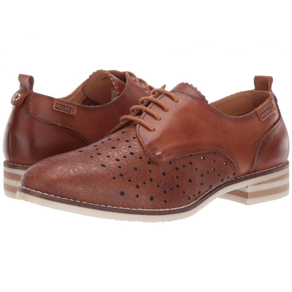 ピコリノス Pikolinos レディース シューズ・靴 ローファー・オックスフォード【Royal W3S-5777ST】Brandy
