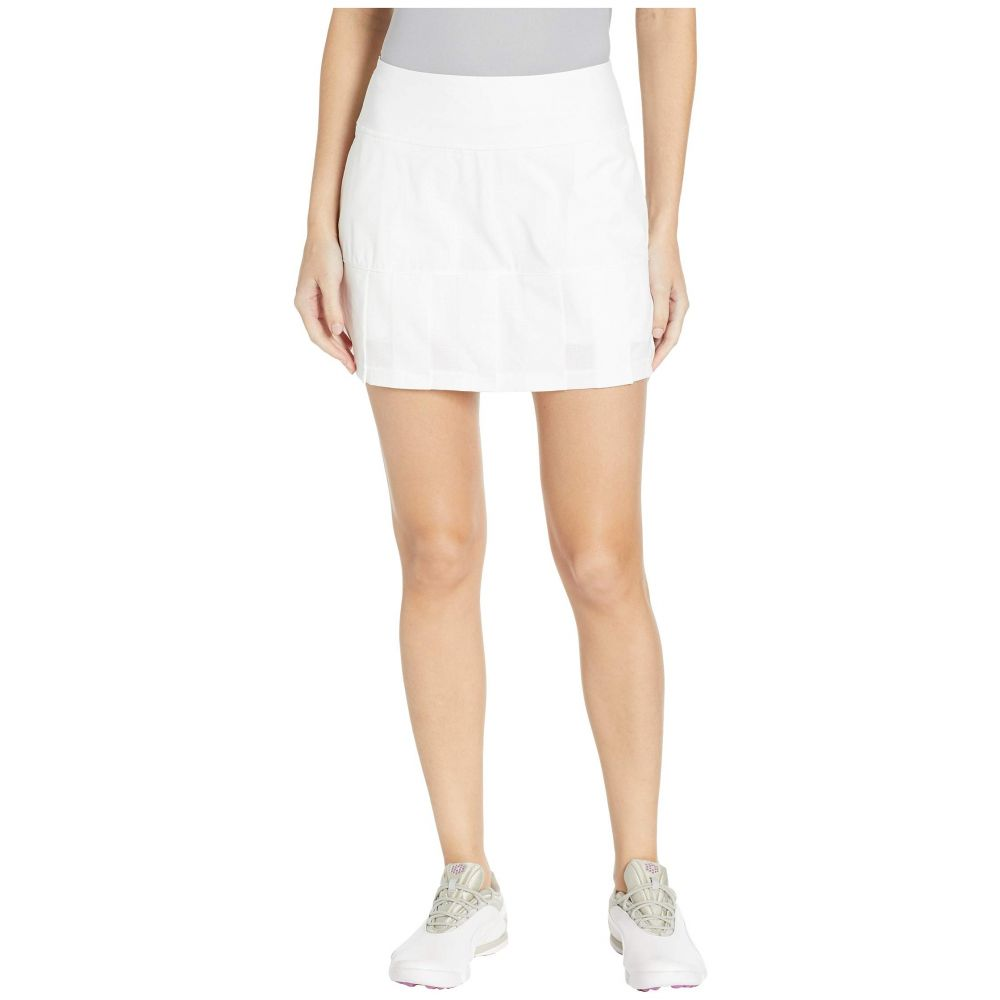 プーマ PUMA Golf レディース スカート【PWRSHAPE On Repleat Skirt】Bright White