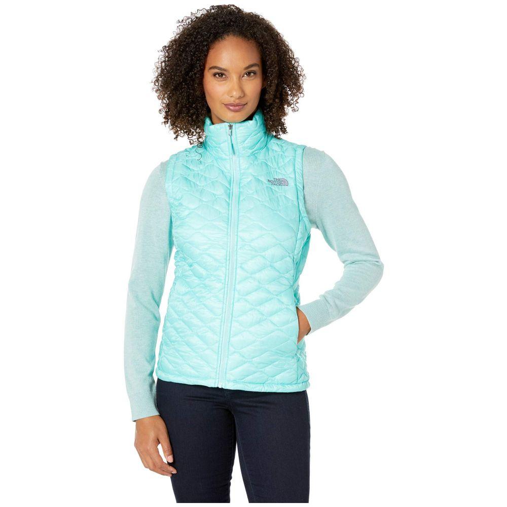 ザ ノースフェイス The North Face レディース トップス ベスト・ジレ【ThermoBall(TM) Vest】Mint Blue