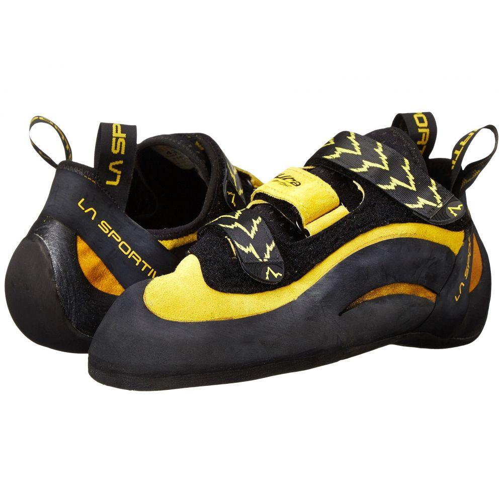 ラスポルティバ La Sportiva レディース ハイキング・登山 シューズ・靴【Miura VS】黄/黒