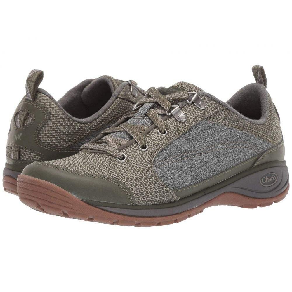 チャコ Chaco レディース ハイキング・登山 シューズ・靴【Kanarra】Olive