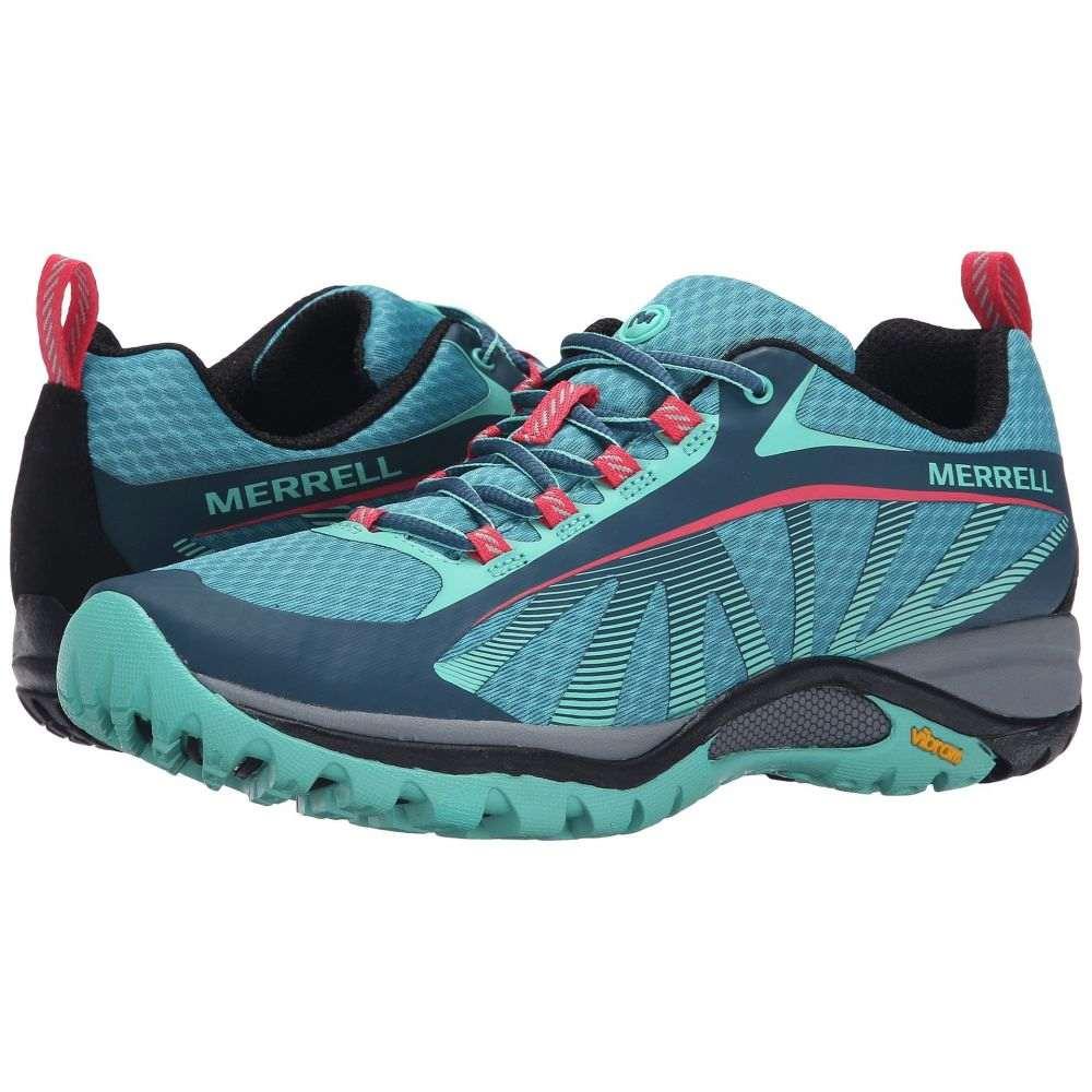 メレル Merrell レディース ハイキング・登山 シューズ・靴【Siren Edge】Blue