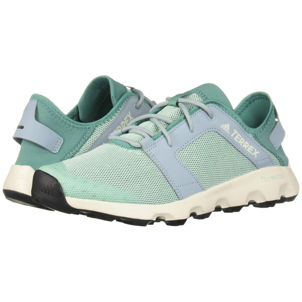 アディダス adidas CC Outdoor レディース ハイキング・登山 レディース Green/Chalk シューズ・靴【Terrex CC Voyager Sleek】Clear Mint/True Green/Chalk White, CHOYA シャツ:17682144 --- sunward.msk.ru
