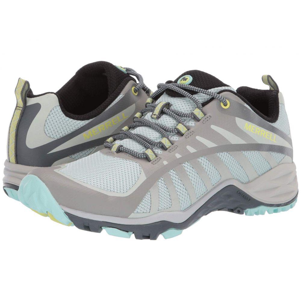 メレル Merrell レディース ハイキング・登山 シューズ・靴【Siren Edge Q2】Paloma/Aqua