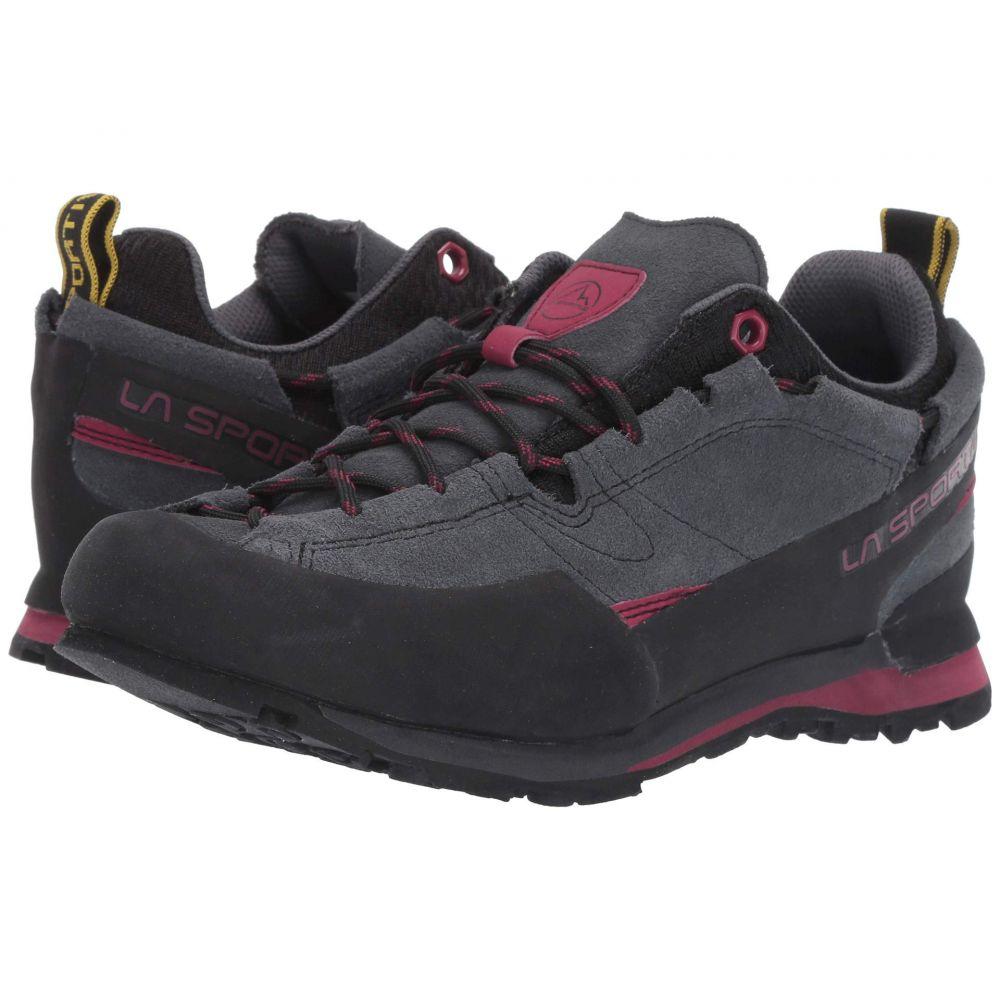 ラスポルティバ La Sportiva レディース ハイキング・登山 シューズ・靴【Boulder X】Carbon/Beet