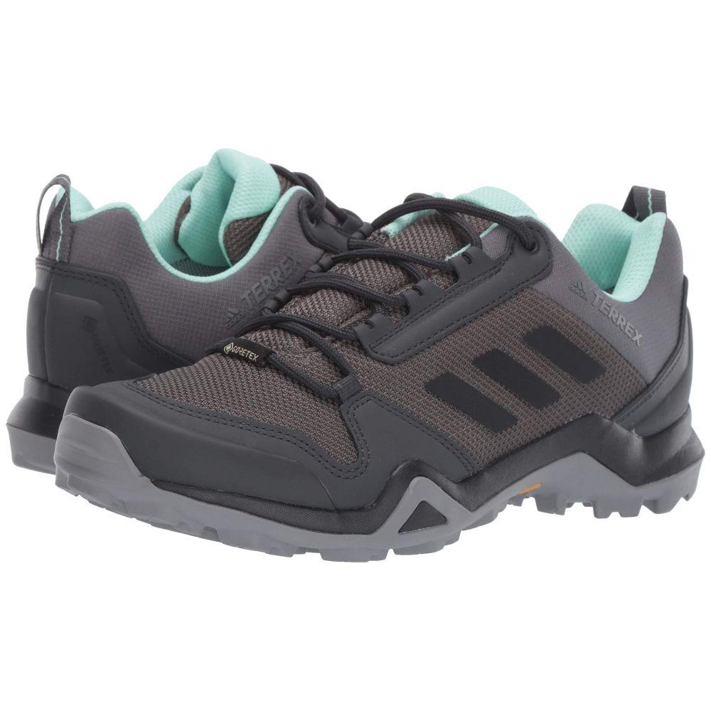 アディダス adidas Outdoor レディース ハイキング・登山 シューズ・靴【Terrex AX3 GTX】Grey Five/Black/Clear Mint