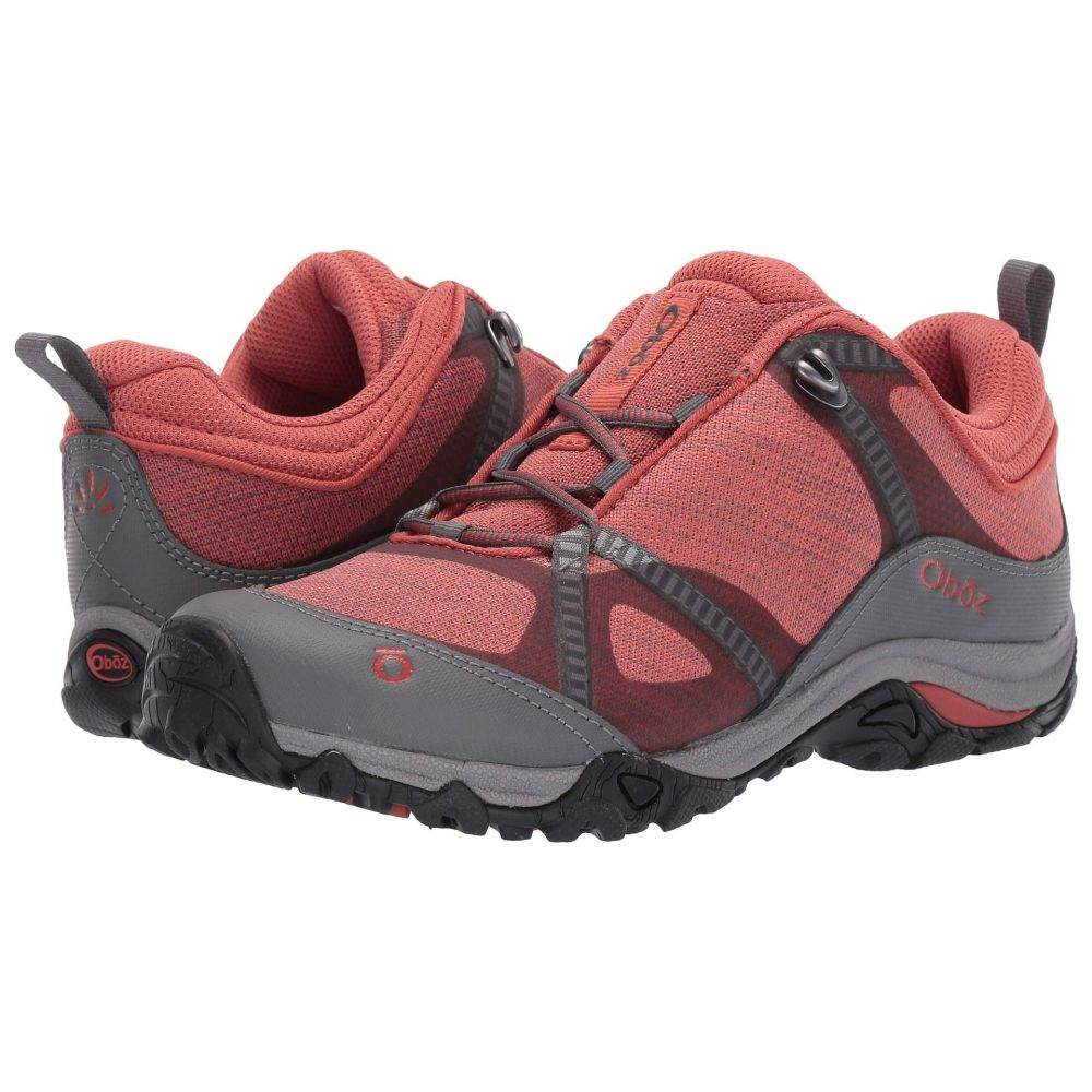 オボズ Oboz レディース ハイキング・登山 シューズ・靴【Lynx Low】Heather Rose
