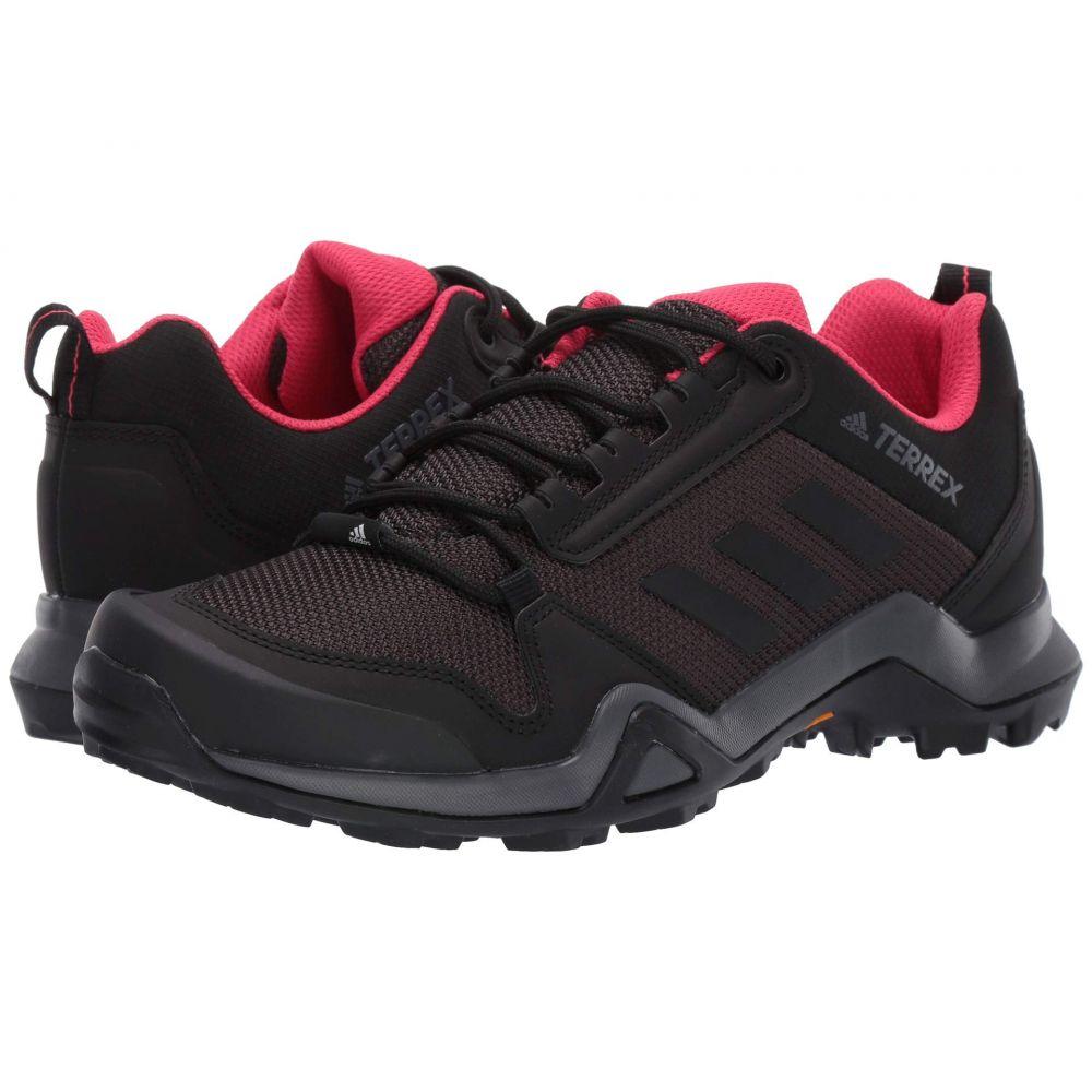 アディダス adidas Outdoor レディース ハイキング・登山 シューズ・靴【Terrex AX3】Carbon/Black/Active Pink