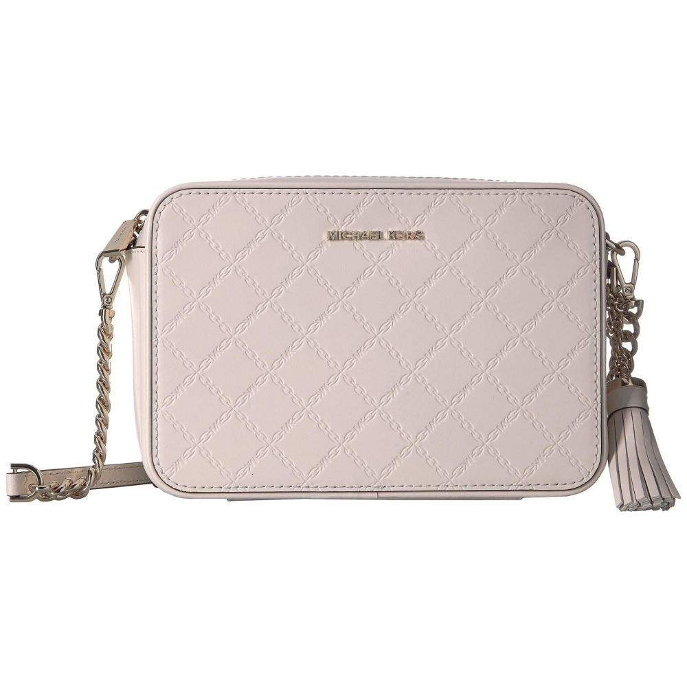 マイケル コース MICHAEL Michael Kors レディース バッグ【Medium Camera Bag】Light Cream