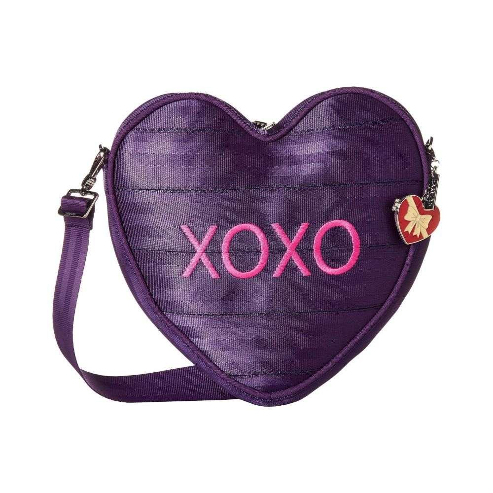 ハーベイ Harveys Seatbelt Bag レディース バッグ ショルダーバッグ【Sweetheart Convertible XOXO - Collector Series】Mulberry