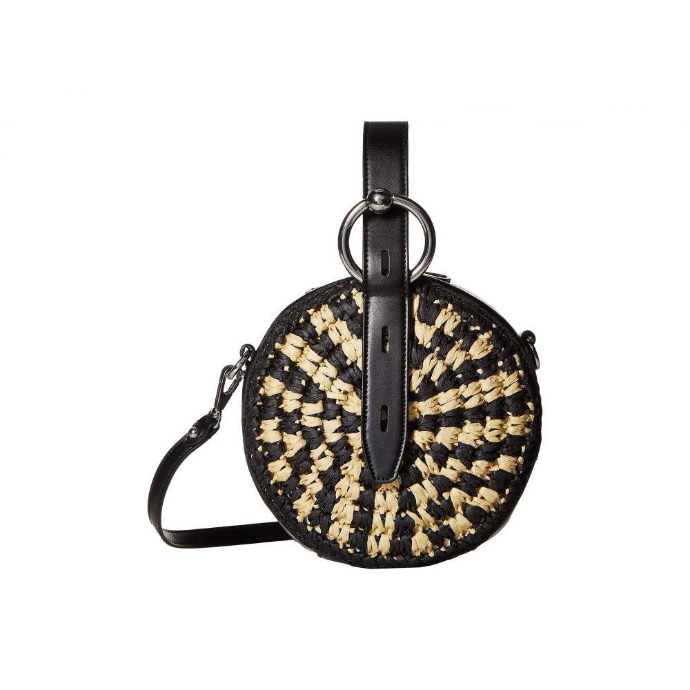 レベッカ ミンコフ Rebecca Minkoff レディース バッグ ショルダーバッグ【Kate Circle Bag】Natural/Black