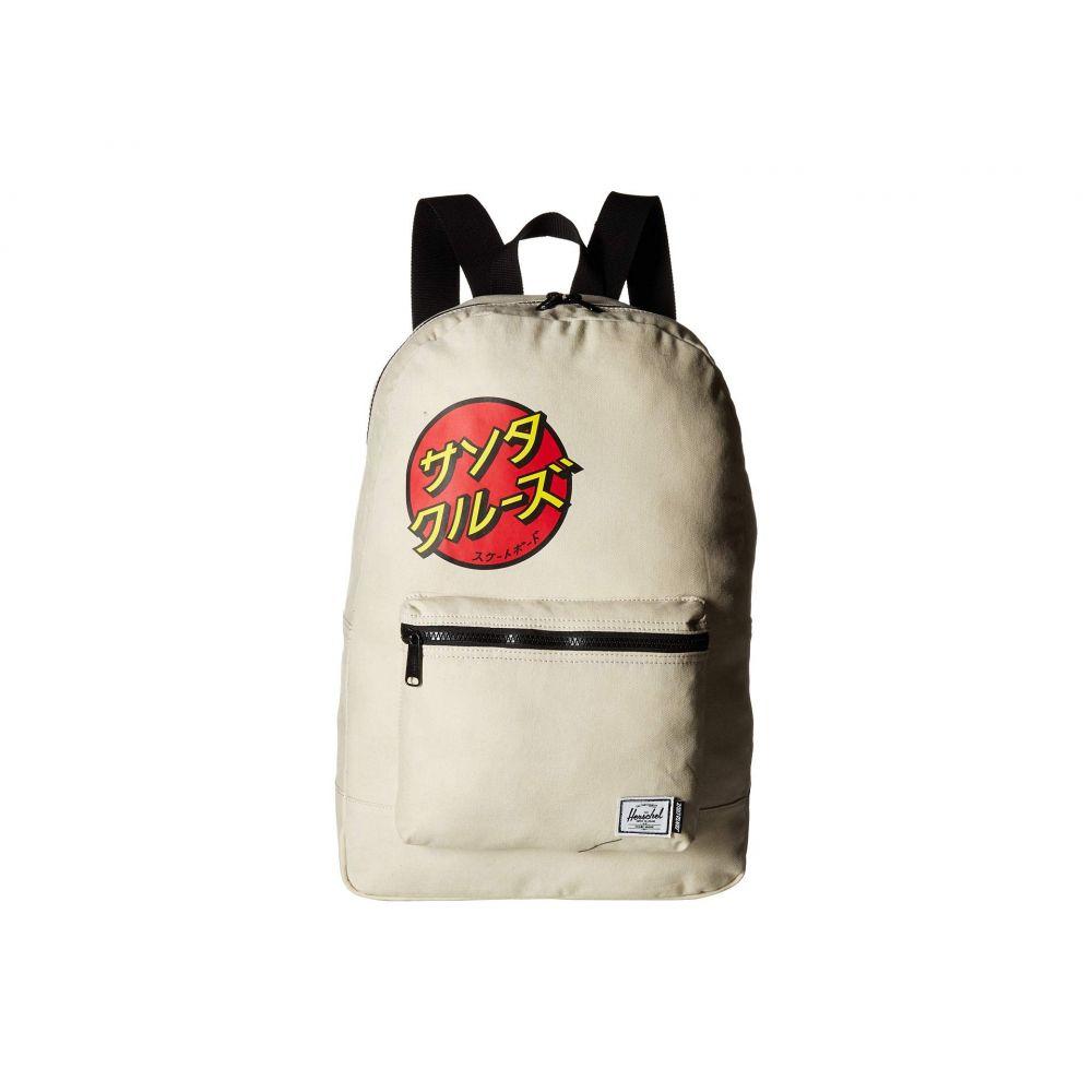 ハーシェル サプライ Herschel Supply Co. レディース バッグ バックパック・リュック【Packable Daypack】Japanese/Natural