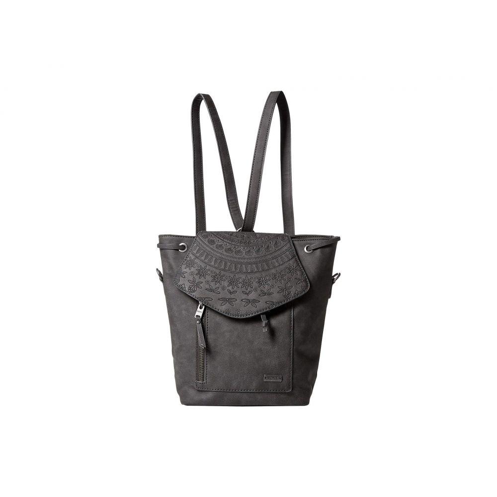 ロキシー Roxy レディース バッグ バックパック・リュック【Like A River Backpack】True Black