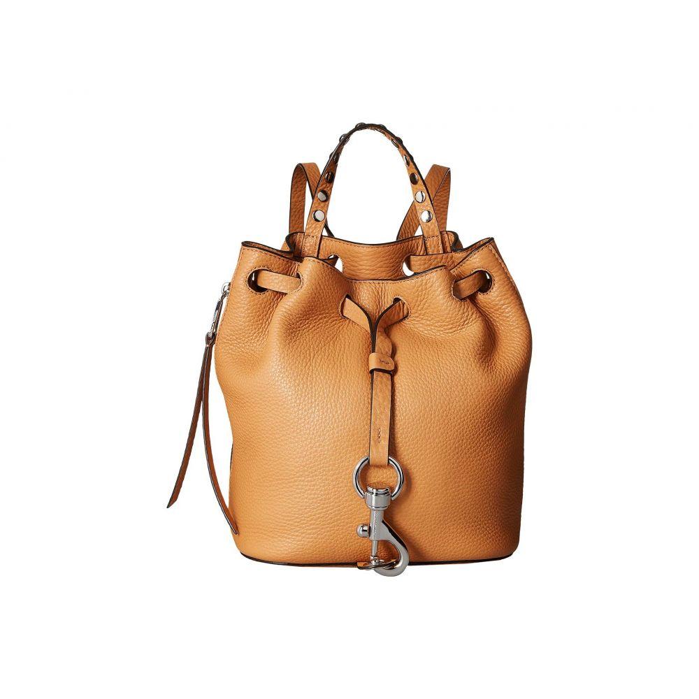 レベッカ ミンコフ Rebecca Minkoff レディース バッグ バックパック・リュック【Blythe Small Backpack】Honey
