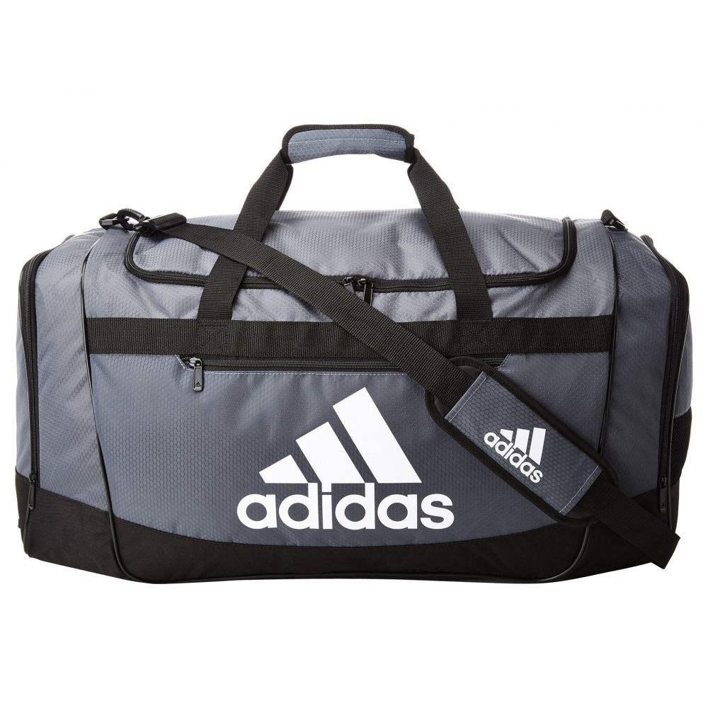 アディダス adidas レディース バッグ ボストンバッグ・ダッフルバッグ【Defender III Large Duffel】Onix/Black/White