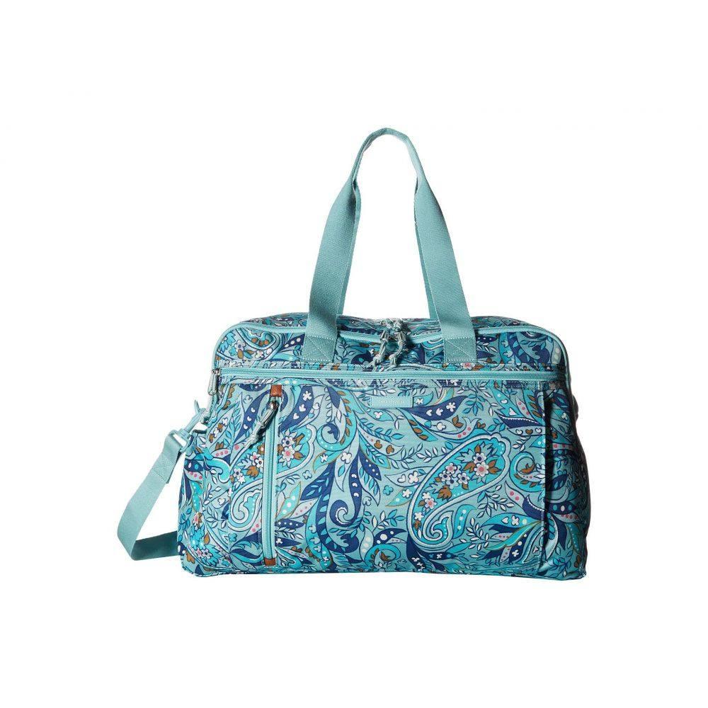 ヴェラ ブラッドリー Vera Bradley レディース バッグ ボストンバッグ・ダッフルバッグ【Lighten Up Weekender Travel Bag】Daisy Paisley