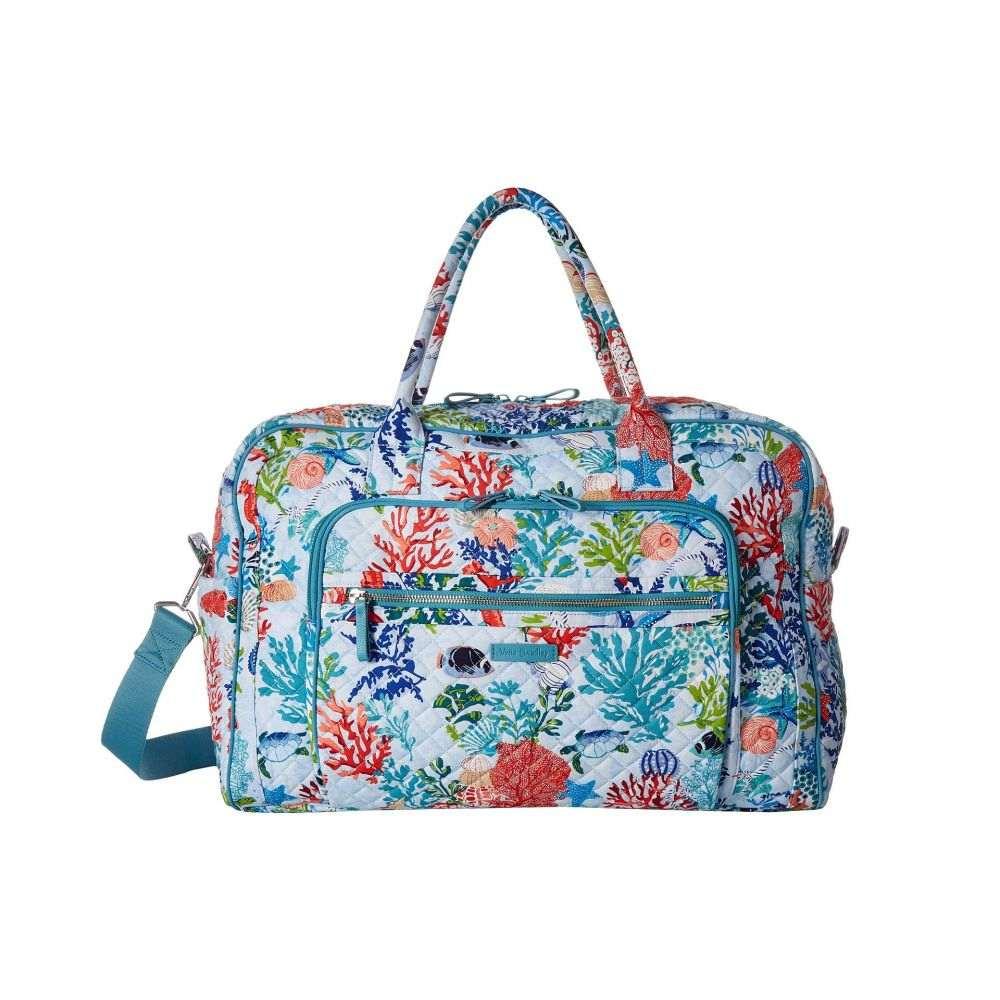 ヴェラ ブラッドリー Vera Bradley レディース バッグ ボストンバッグ・ダッフルバッグ【Iconic Weekender Travel Bag】Shore Thing
