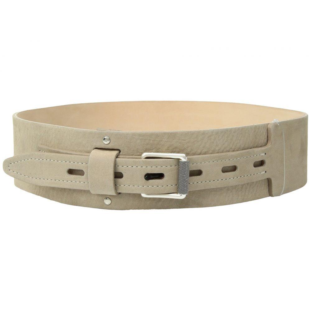ラグ&ボーン rag & bone レディース ベルト【Field Waist Belt】Warm Grey Suede