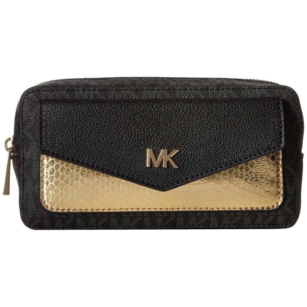 マイケル コース MICHAEL Michael Kors レディース バッグ ボディバッグ・ウエストポーチ【Logo PVC Belt Bag】Black