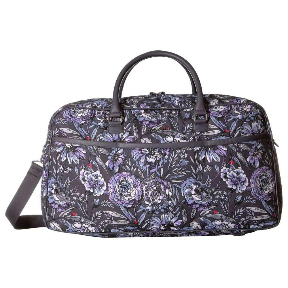 ヴェラ ブラッドリー Vera Bradley レディース バッグ ボストンバッグ・ダッフルバッグ【Iconic Lay Flat Duffel Bag】Lavender Bouquet