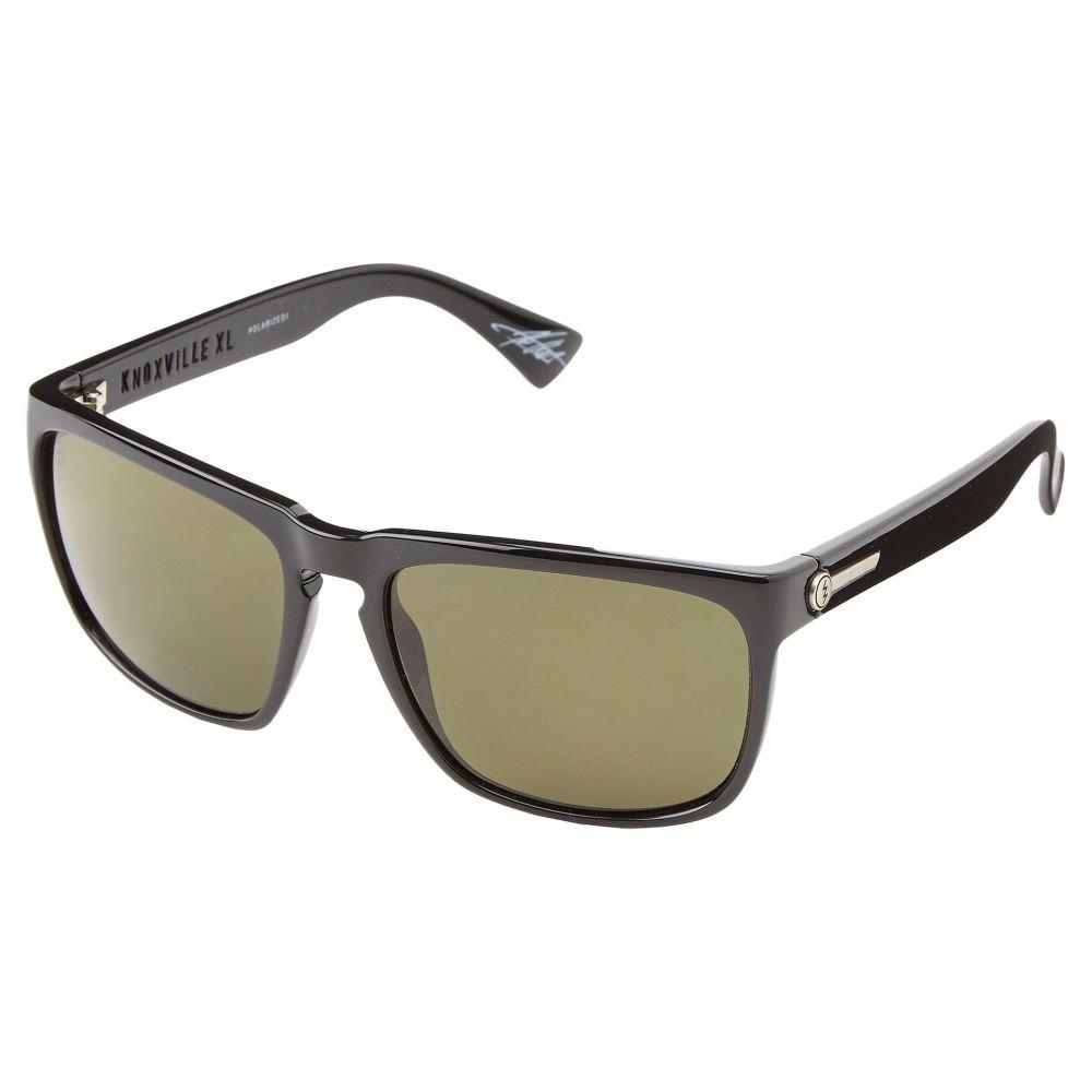 エレクトリック Electric Eyewear レディース メガネ・サングラス【Knoxville XL Polarized】Gloss Black/OHM Grey Polar
