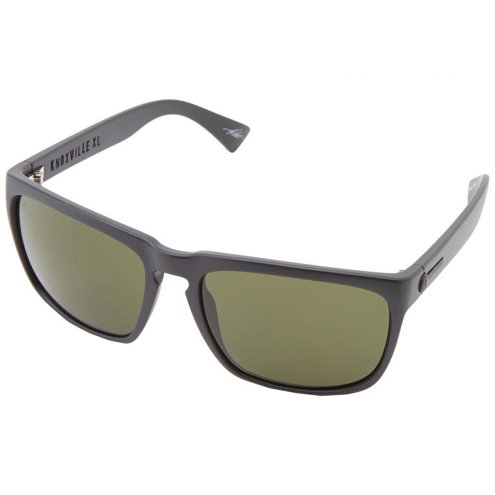 エレクトリック Electric Eyewear レディース メガネ・サングラス【Knoxville XL】Matte Black/OHM Grey