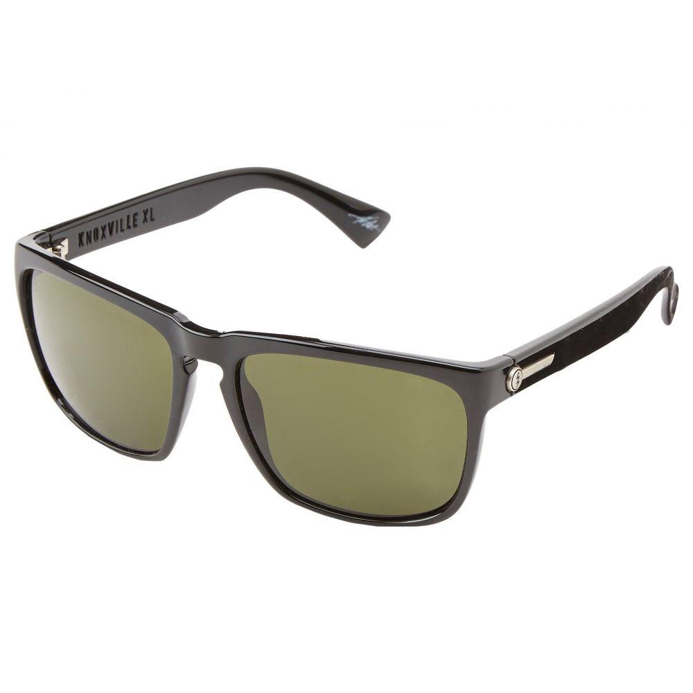 エレクトリック Electric Eyewear レディース メガネ・サングラス【Knoxville XL】Gloss Black/Ohm Grey
