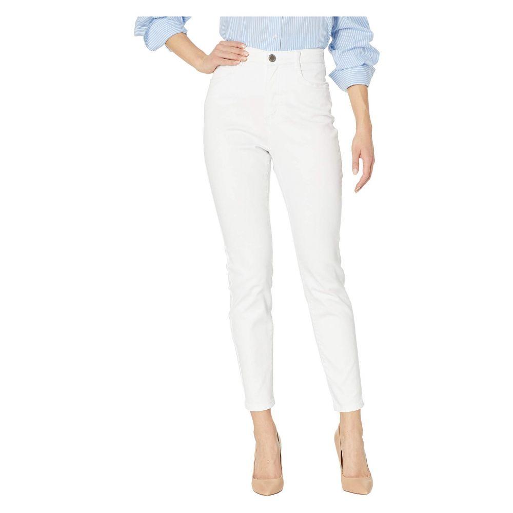 エフディジェイフレンチ FDJ French Dressing Jeans レディース ボトムス・パンツ ジーンズ・デニム【Soft Hues Denim Suzanne Slim Ankle in White】White
