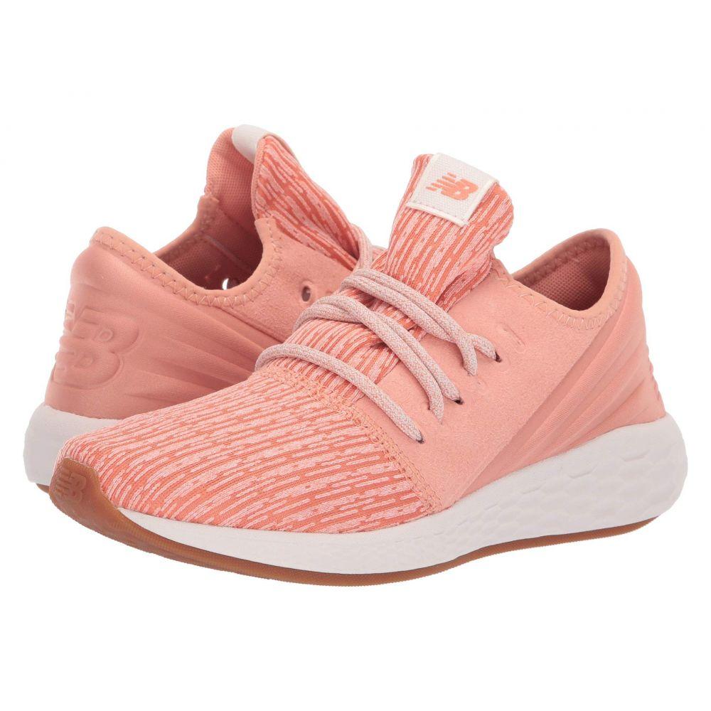 ニューバランス New Balance レディース ランニング・ウォーキング シューズ・靴【Fresh Foam Cruz v2 Decon】Faded Copper/Pink Mist