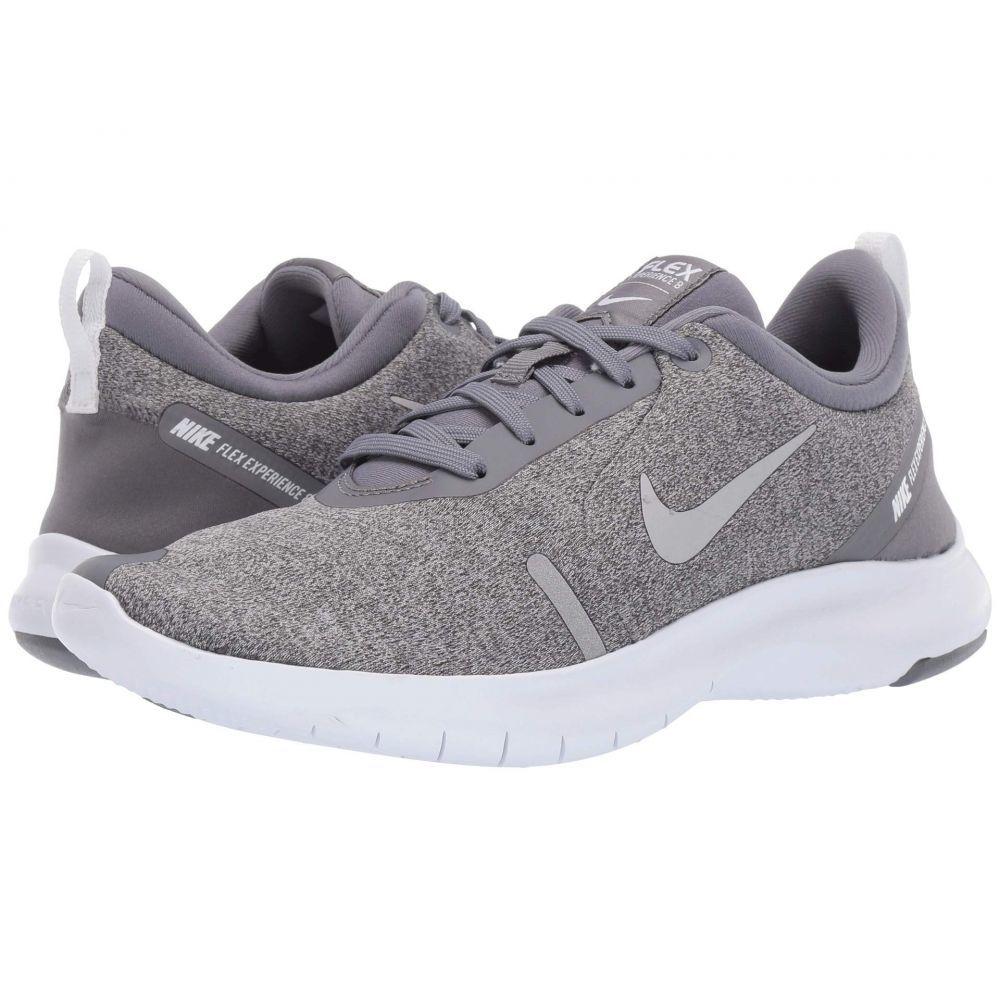 ナイキ Nike レディース ランニング・ウォーキング シューズ・靴【Flex Experience RN 8】Cool Grey/Reflect Silver/Anthracite