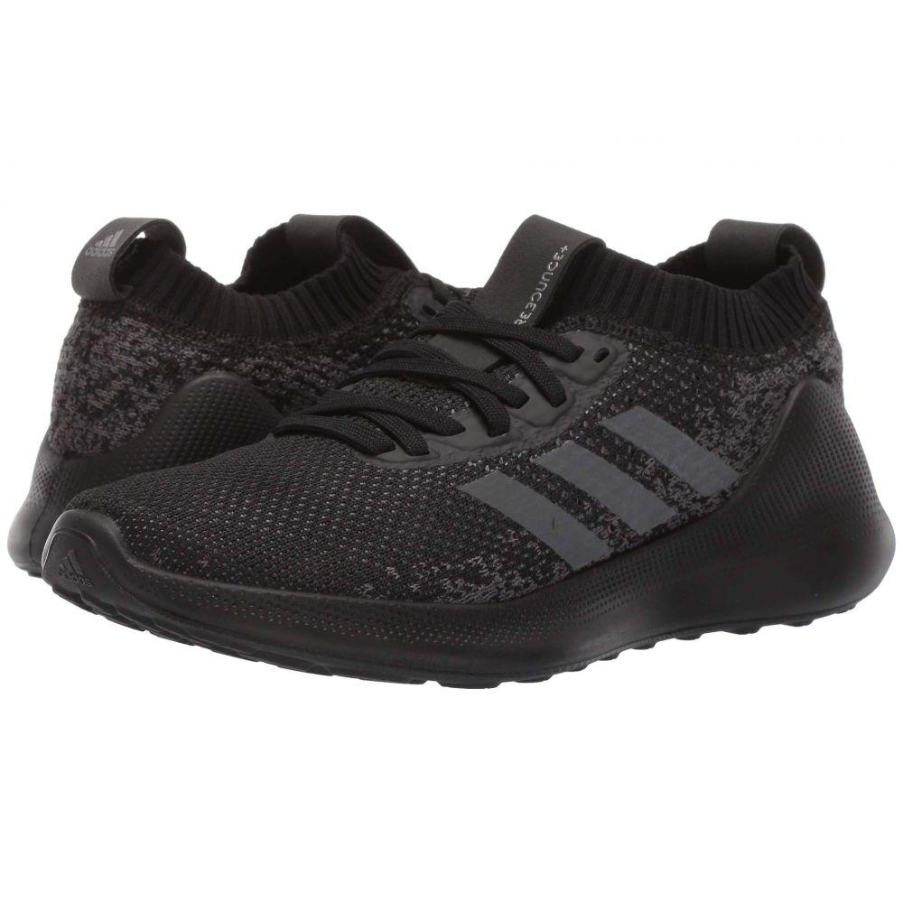 アディダス adidas Running レディース ランニング・ウォーキング シューズ・靴【pureBounce+】Core Black/Night Metallic/Grey Six