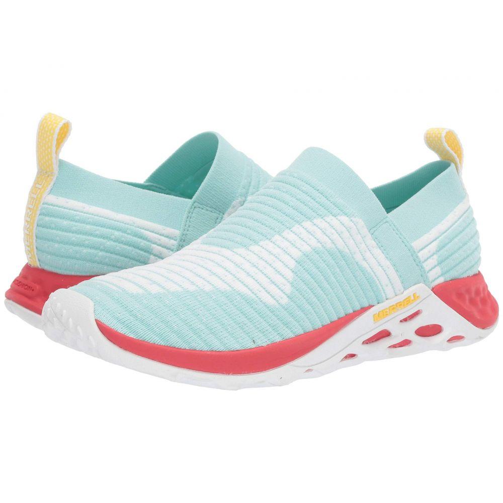 メレル Merrell レディース ランニング・ウォーキング シューズ・靴【Range Laceless AC+】Bleached Aqua