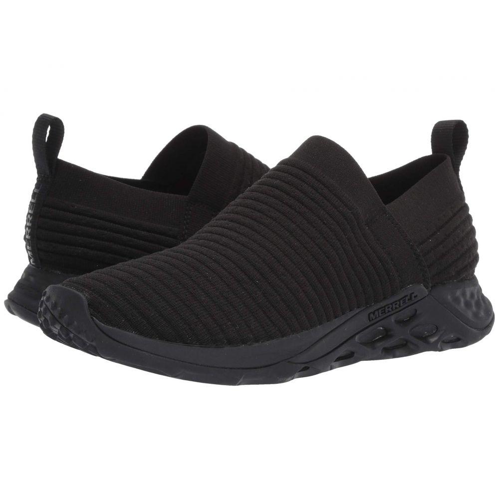 メレル Merrell レディース ランニング・ウォーキング シューズ・靴【Range Laceless AC+】Triple Black