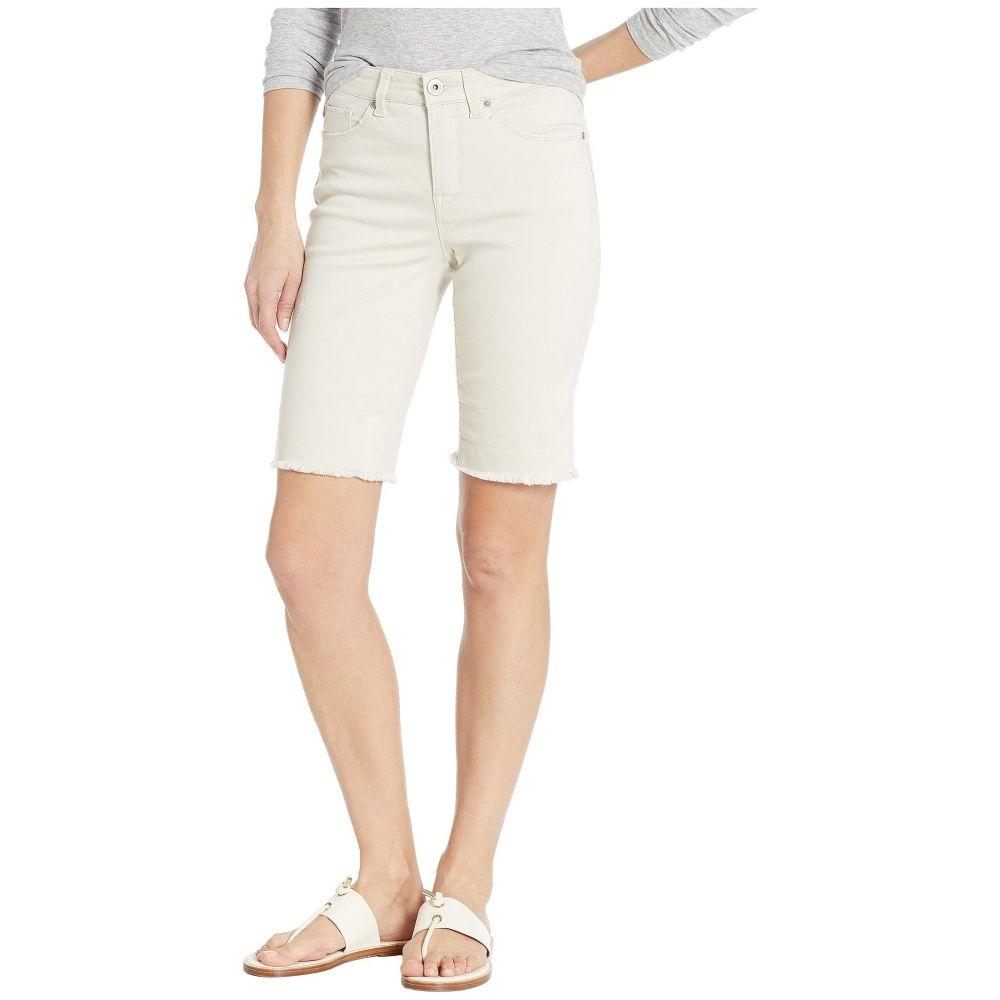 トリバル Tribal レディース ボトムス・パンツ ショートパンツ【Jeans Denim Distressed Shorts w/ Rolled Cuff in Sand】Sand