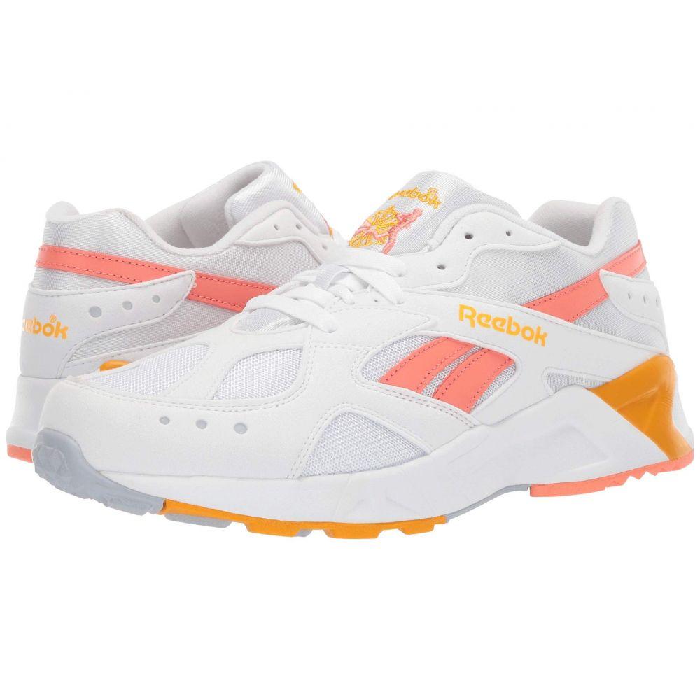 リーボック Reebok Lifestyle レディース ランニング・ウォーキング シューズ・靴【Aztrek】Bright Pop White/Stellar Pink/Gold/Grey