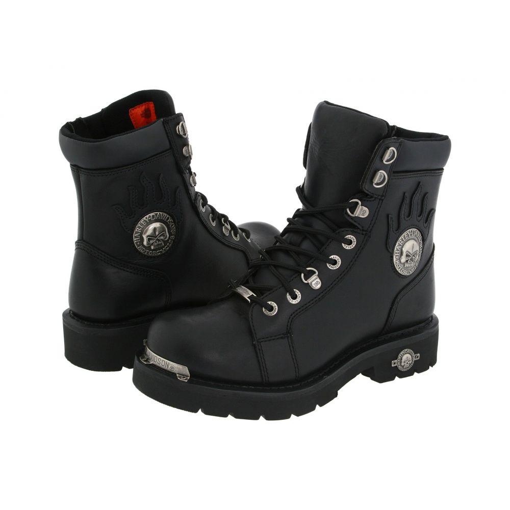 ハーレーダビッドソン Harley-Davidson シューズ・靴 メンズ メンズ シューズ・靴 ブーツ【Diversion】Black, ハタショウチョウ:aca3bf0a --- malebeauty.xyz
