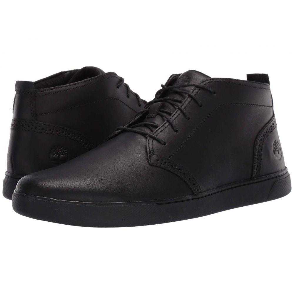 ティンバーランド Timberland メンズ シューズ・靴 ブーツ【Groveton Lux Chukka】Black Full Grain