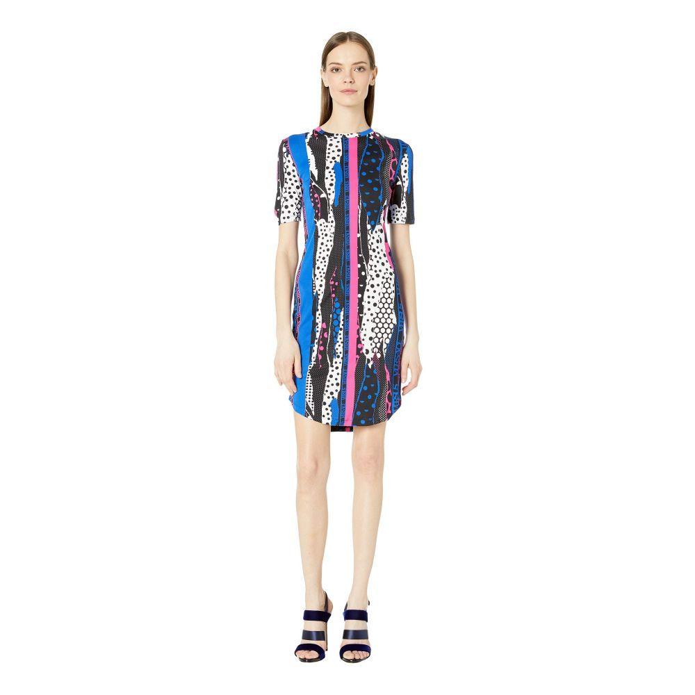 ヴェルサーチ Versus Versace レディース ワンピース・ドレス ワンピース【Jersey Abstract Print Dress】Multicolor