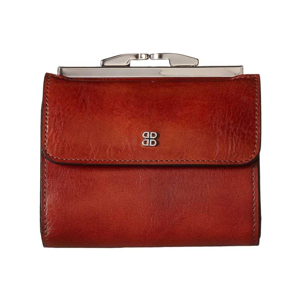 ボスカ Bosca レディース 財布【Old Leather 4' French Purse】Amber